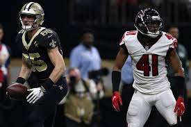 GALLERY: Top photos from Falcons/Saints Thanksgiving game