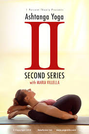ashtanga yoga second series with maria