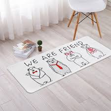 Waliicorners Personality Cartoon Hand Drawn Kids Carpets For Child Living Room Game Rug Baby Bedroom Crawl Mat Kids Room Play Decor Carpet Waliicorner S Store