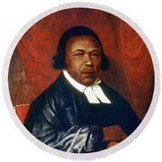 Absalom Jones (1746-1818) Painting by Granger