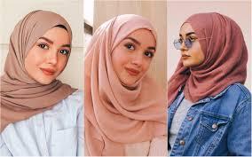 3 easy beautiful hijab tutorial by