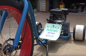 drift trike build with 420cc predator