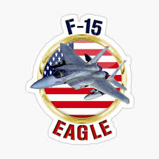 F15 Stickers Redbubble
