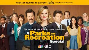 Parks and Recreation' reunion special ...