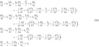 hydrodynamic stability equations