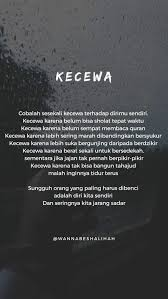 pin by blck id on quotes reminder quotes cinta quotes islamic