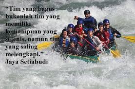 kutipan bijak tentang pentingnya kerjasama yang solid dalam tim
