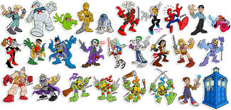 Ninja Turtles Vinyl Sticker Tmnt Mikey Donatello Leo Raph Shredder Laptop Decal Ebay