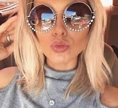بهترین مدل قاب عینک آفتابی مد روز زنانه و دخترانه سال 2019 - مینویسم