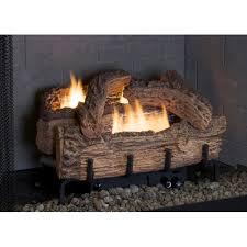 palmetto oak ventless natural gas log