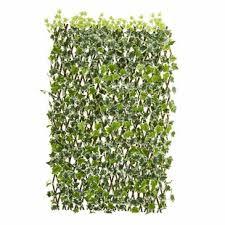 Expandable Faux Ivy Fence Wayfair