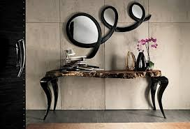 contemporary wall mirrors unique wall