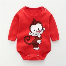 Baby tam giác bé gái rắm phù hợp jumpsuit 3 tháng 6 quần áo sơ sinh 1 tuổi  0 mùa thu và đồ ngủ mùa đông nam | Lumtics
