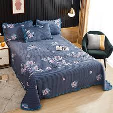 china hotel textile indigo bed linen
