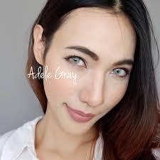 Adele Gray Contact Lenses   Shopee Philippines