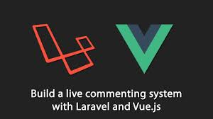 menting system with laravel and vue js
