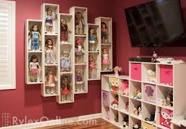 doll display case hopewell junction