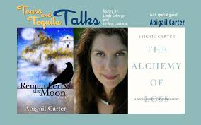 Tears and Tequila Talks : A Conversation with Author Abigail Carter | Tears  and Tequila