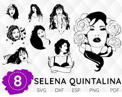 Selena Quintanilla Svg Selena Quintanilla Silhouette Selena Quintanilla Clipart Selena Quint Cricut Explore Projects Cricut Projects Vinyl Silhouette Images