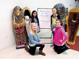 Hopewell Students Host Egyptian Museum - TownLively