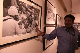 Praveen Jain's photo exhibition is a journey through India's modern  political history