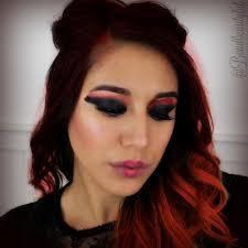 hearts makeup tutorial