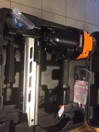 Freeman Pfs9 Pneumatic 9 Gauge 2 Fencing Stapler With Case Walmart Com Walmart Com