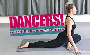 6 yoga poses for dancers to increase