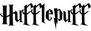 Harry Potter Hufflepuff Vinyl Decal House Name Car Window Cup Book Dvd Ebay