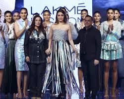 lakme fashion week day 4 shraddha