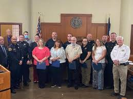 Rockwall Sheriff's Office staff recognized for outstanding service during  COVID-19 pandemic | News Break