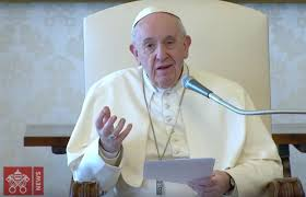 Segui la preghiera del Papa in diretta!