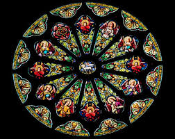 breathtaking stained glass windows