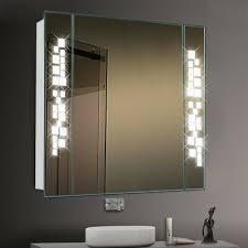 bathroom mirror cabinet toothbrush