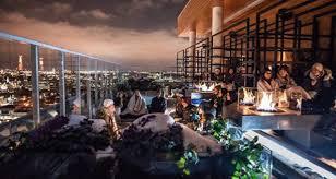 boujee af rooftop bar
