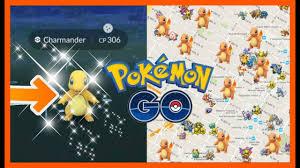 Best Shiny Charmander Nest Coordinates in Pokemon GO   Top 3