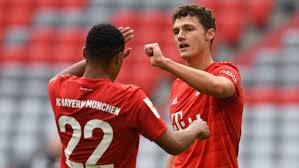 LIVE: Bayern v Fortuna Dusseldorf - Saturday's Bundesliga score ...