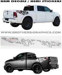 Vinyl Decal Stickers For Dodge Ram Brothers Graphics