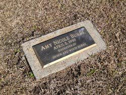 Amy Nicole Burns (Unknown-1999) - Find A Grave Memorial
