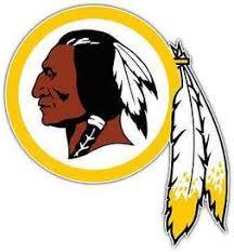 Washington Redskins Decals Bumper Stickers Redskinshome Com