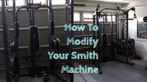Marcy Combo Smith Machine | Home Gym |Review / Demo - YouTube