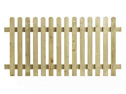 Picket Fence Panel S Lincolnshire Landscaping Supplies Ltd