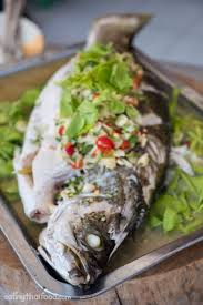 Steamed Fish With Lime and Garlic ...