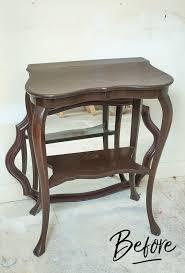 diy furniture appliques iron orchid