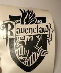 Harry Potter Ravenclaw Badge Vinyl Decal Sticker Glass Cup Laptop Car Phone Etc Ebay
