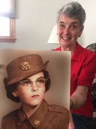 Hilda Rasmussen from West Bend completes the Stars & Stripes Honor Flight -  Washington County Insider