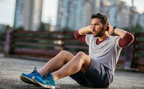 Sit-up et sit-ups pour exercices abdominaux