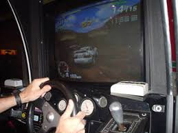 sega rally chionship videogame by sega