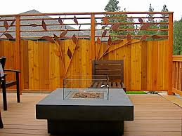 Gallina Deck And Privacy Fence Traditional Deck Seattle By Home Environments