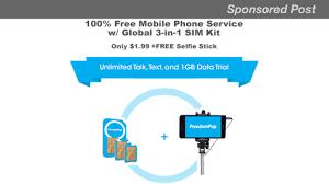 geek deals a global sim kit and